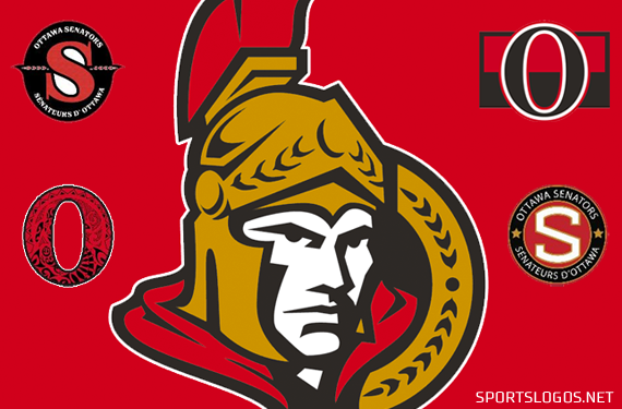 Ottawa Senators Survey Fans With New Logo Options