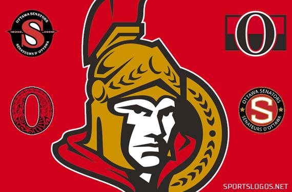 Ottawa Senators Survey Fans With New Logo Options