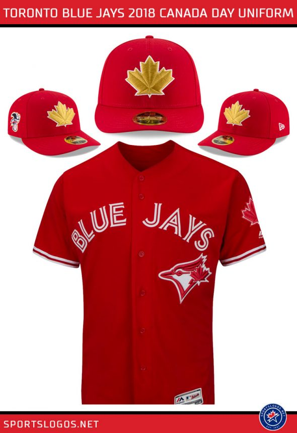 """d496cc2a6 With the red jersey will be Major League Baseball s """"Stars and Stripes""""  cap"""