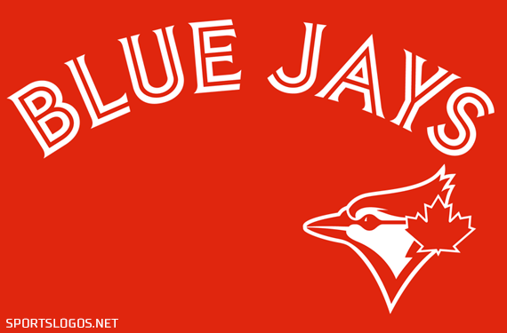 09c864621 Canada Day  Toronto Blue Jays Red Uniform for 2018