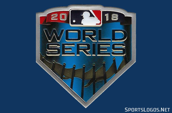 First Look at 2018 World Series, Postseason Jersey Patches