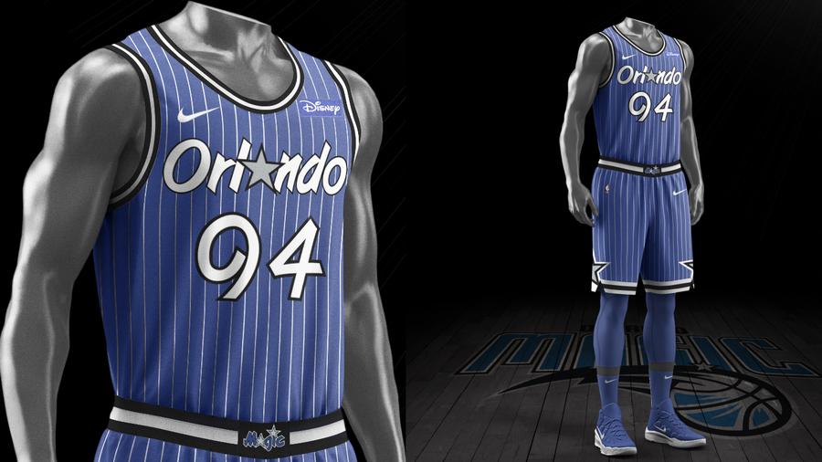 Orlando Magic introduce retro uniforms, 30-year logo