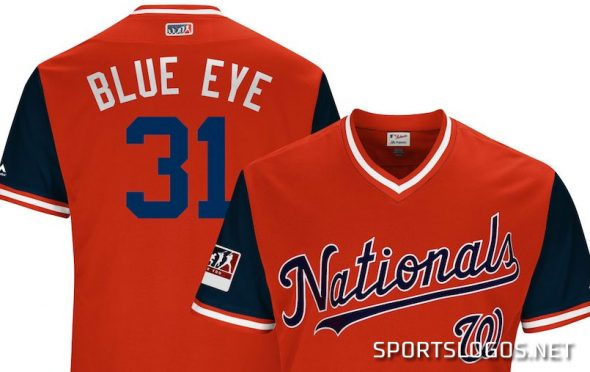 b03a1572d77 2018 MLB Players Weekend Jersey Nicknames: Complete List | Chris ...
