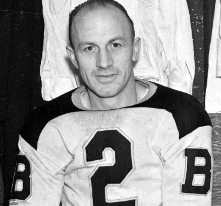 fb0744e9f98 Boston Bruins 1930s Eddie Shore | Chris Creamer's SportsLogos.Net ...