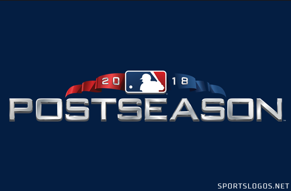 MLB Unveils Logos for all 2018 Postseason rounds