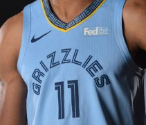 Memphis Grizzlies Unveil New Logos and Uniforms 8c2f93d91