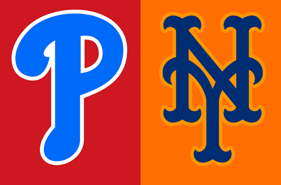 Mets, Phillies Wearing Little League Style Uniforms Sunday