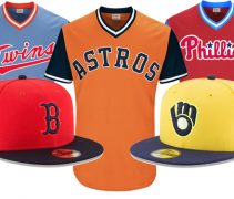 983355d87 Complete List of MLB Players Weekend Nicknames