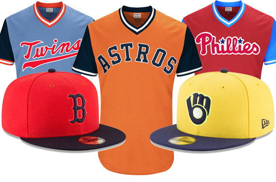 f7553cf7948 Complete List of MLB Players Weekend Nicknames, Caps, Jerseys for 2018