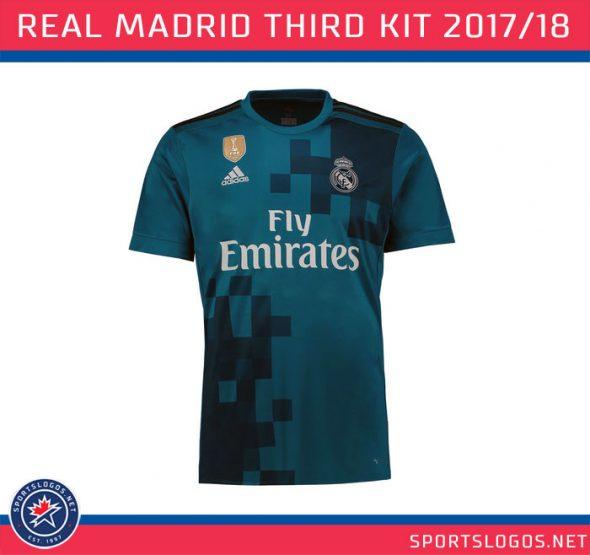 great fit 8949a c5428 Real Madrid Goes All-Red For New Third Kit | Chris Creamer's ...