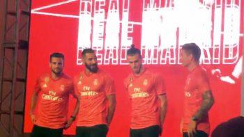 online store b5804 2119e Real Madrid Unveil New Kit 2018-2019 | Chris Creamer's ...