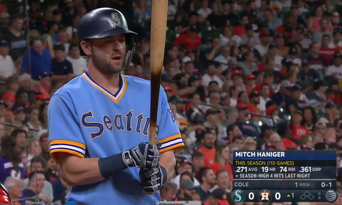 watch e306c 33d53 Seattle Mariners Throwback Retro Uniforms August 10, 2018 c ...