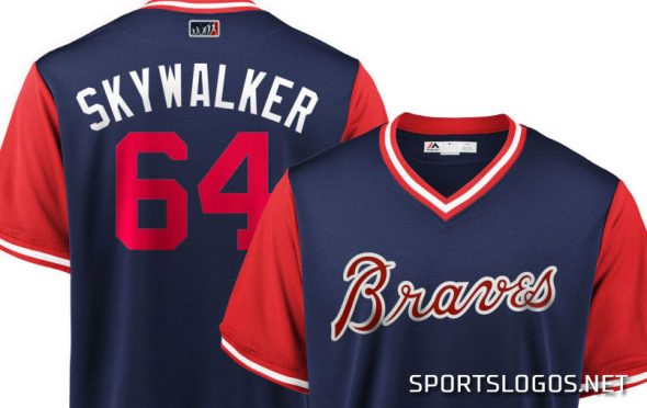 6895d13b533 2018 MLB Players Weekend Jersey Nicknames  Complete List