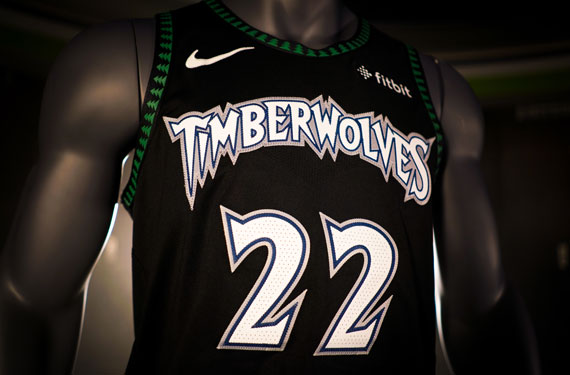 T-Wolves Throwback to 90s, Unveil Classic Edition Uniform