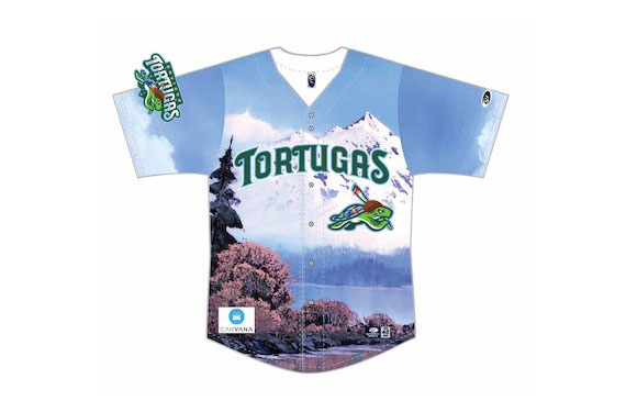 Happy Little Turtles: Daytona Tortugas to hold Bob Ross Weekend