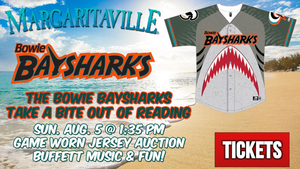 Bowie Baysox commemorate Shark Week as the Baysharks | Chris