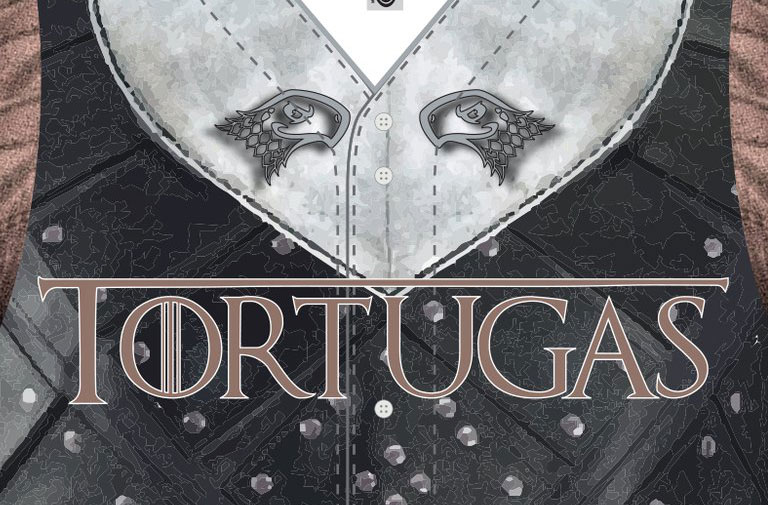 Daytona Tortugas to wear Kings of the North jerseys during playoffs