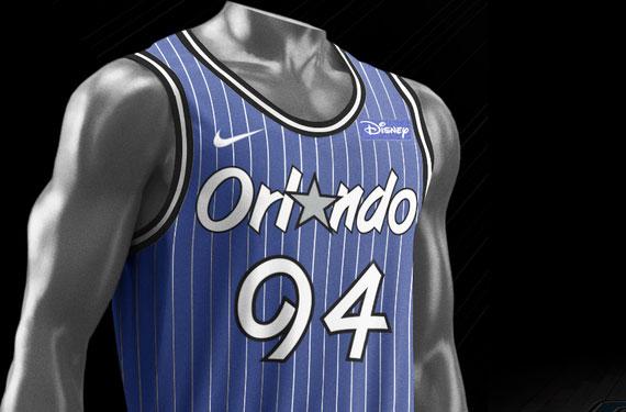 e72cacd1 Orlando Magic introduce retro uniforms, 30-year logo | Chris ...