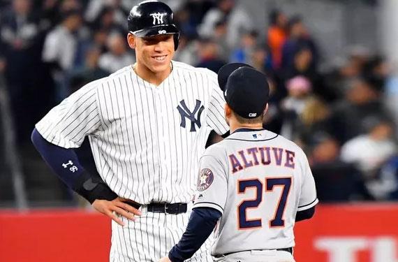 95c2aedcc Judge, Altuve Top 2018 MLB Best Selling Jerseys List | Chris ...
