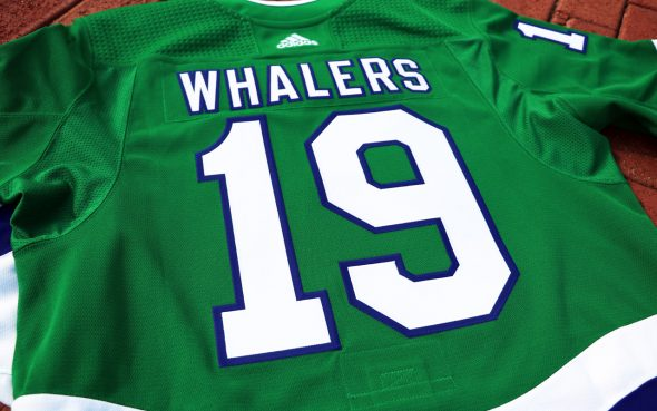 the latest baa61 22589 The Whalers Return! Hurricanes Announce Epic Throwback ...