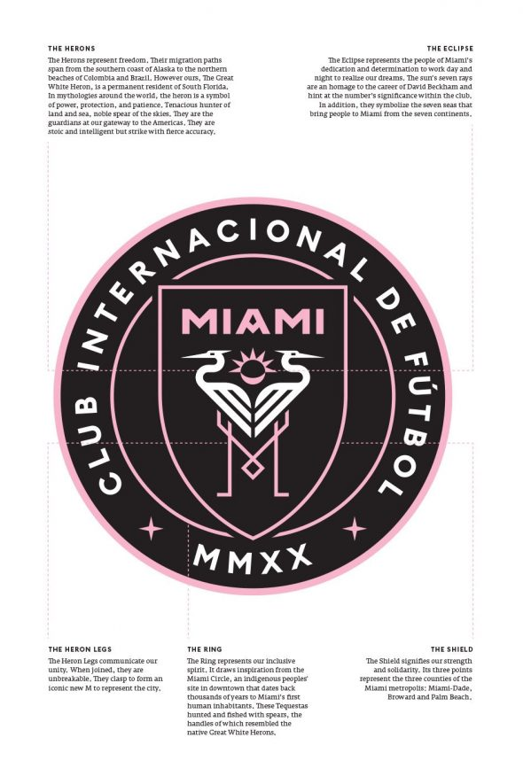 Inter Miami CF Reveals Logo, MLS Expansion Club for 2020
