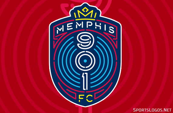 Memphis 901 FC Announces Name, Unveils Logos Ahead of First Season