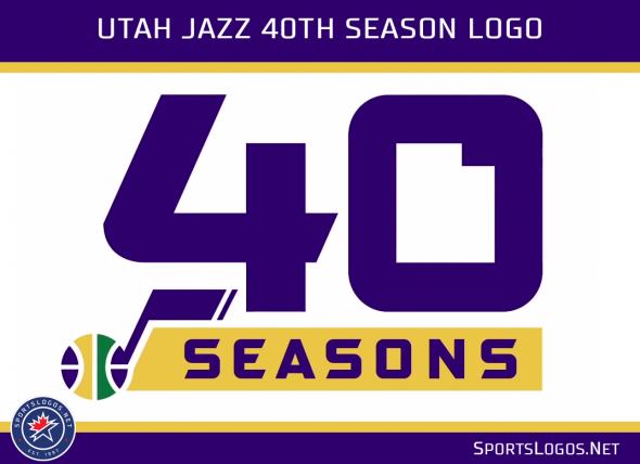 a39805d8c6f Utah Jazz Turn 40 with Throwback Uniform
