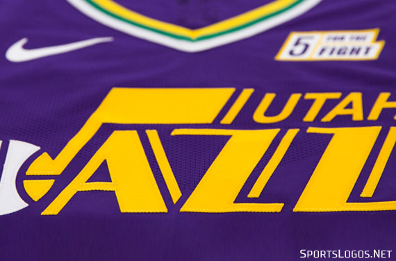 Utah Jazz Turn 40 with Throwback Uniform, Anniversary Logo