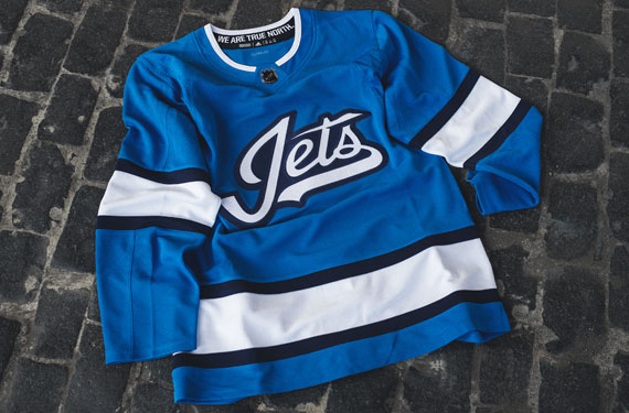 reputable site 2fe0f e920f Winnipeg Jets Unveil New Alternate Uniform | Chris Creamer's ...