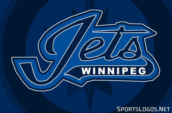 best authentic dc0d1 bf7fb A Closer Look at New Winnipeg Jets Third Jersey, Helmet Logo ...