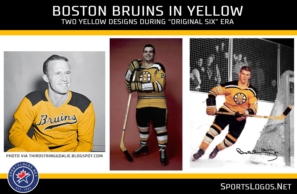c080f7f5748 A History of Yellow Uniforms in the NHL