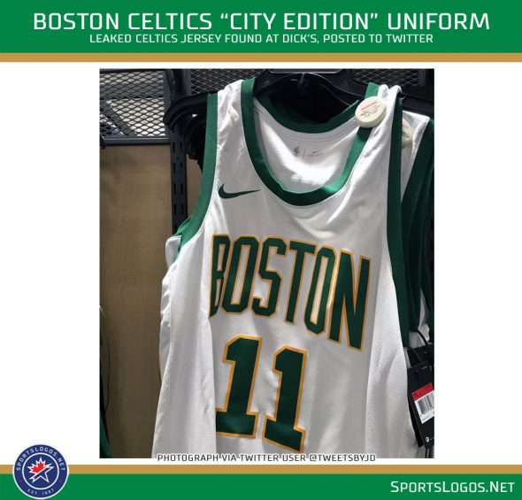 bd7c2bc1105 Nike and the NBA reveal the first of the league s 2017-18 game ...