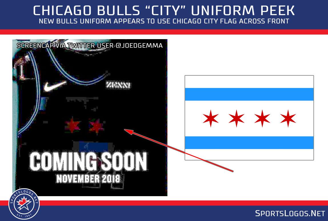 08e0f7d477f Bulls 2018 city edition jersey