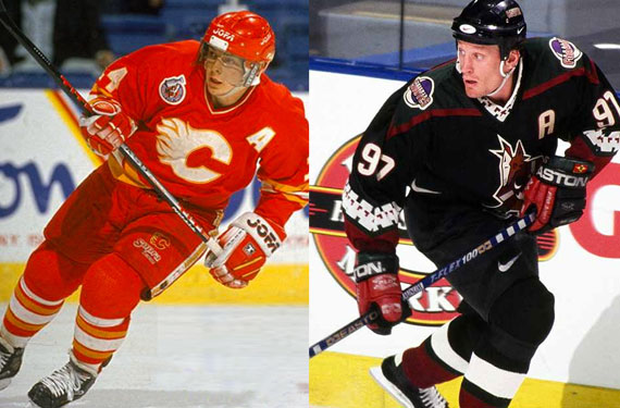 Coyotes, Flames, Blues All Debut New Retro Unis Tonight