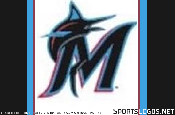 Possible Leak of New Miami Marlins Logo for 2019