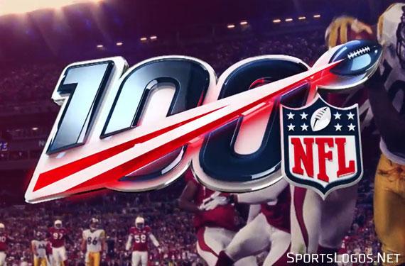 NFL Unveils Logo for 100th Anniversary Season