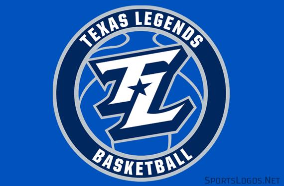 NBA G-League: Texas Legends Announce New Logos