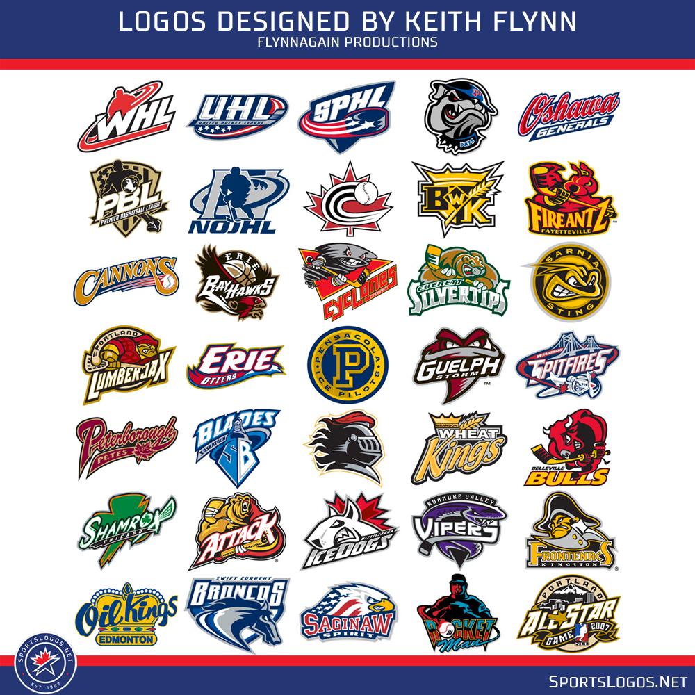 Remembering Logo Designer Keith Flynn Of Flynnagain Chris