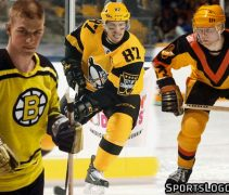 A History of Yellow Uniforms in the NHL c80ecef28