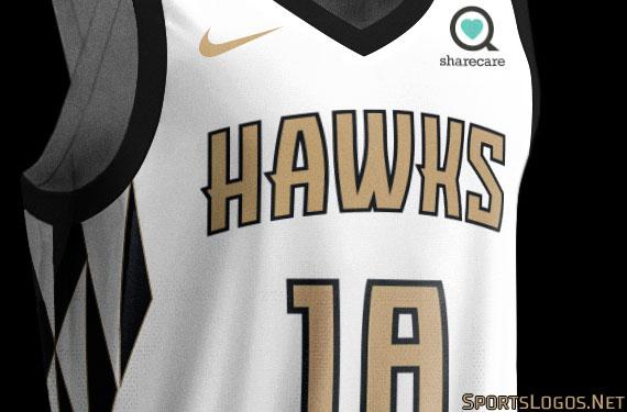 Studio Stories: Hawks City Uniform Embraces Gold for 50th
