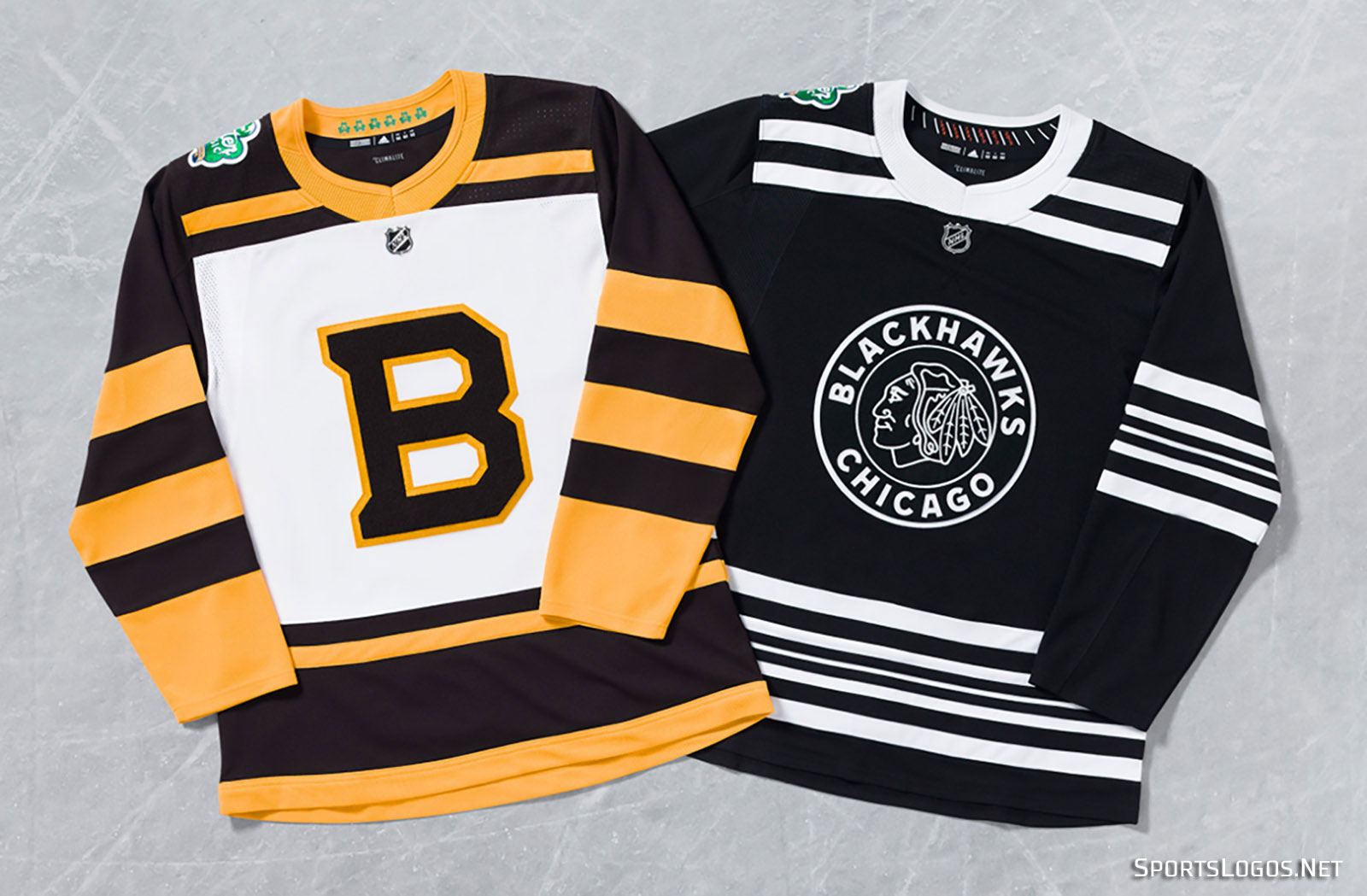 28482e53495 Now *this* is what I'd call a fantastic uniform matchup, can't wait to see  it on the ice… hopefully we can see it in an indoor setting too sometime  soon