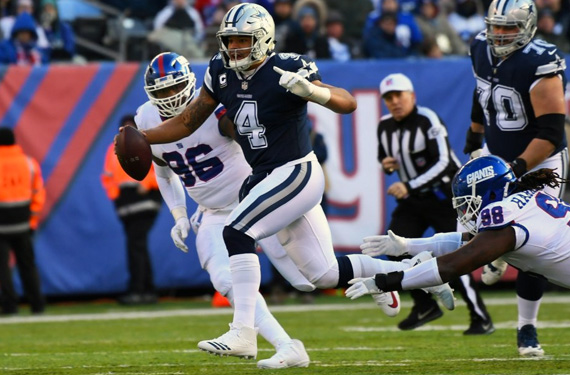 3516914d Cowboys Opt for Rare Uni Combo This Weekend | Chris Creamer's ...