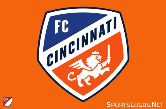 MLS: FC Cincinnati Unveils Logo Representing Everything