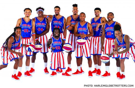 d0099dc06af4 Harlem Globetrotters Unveil New Uniform