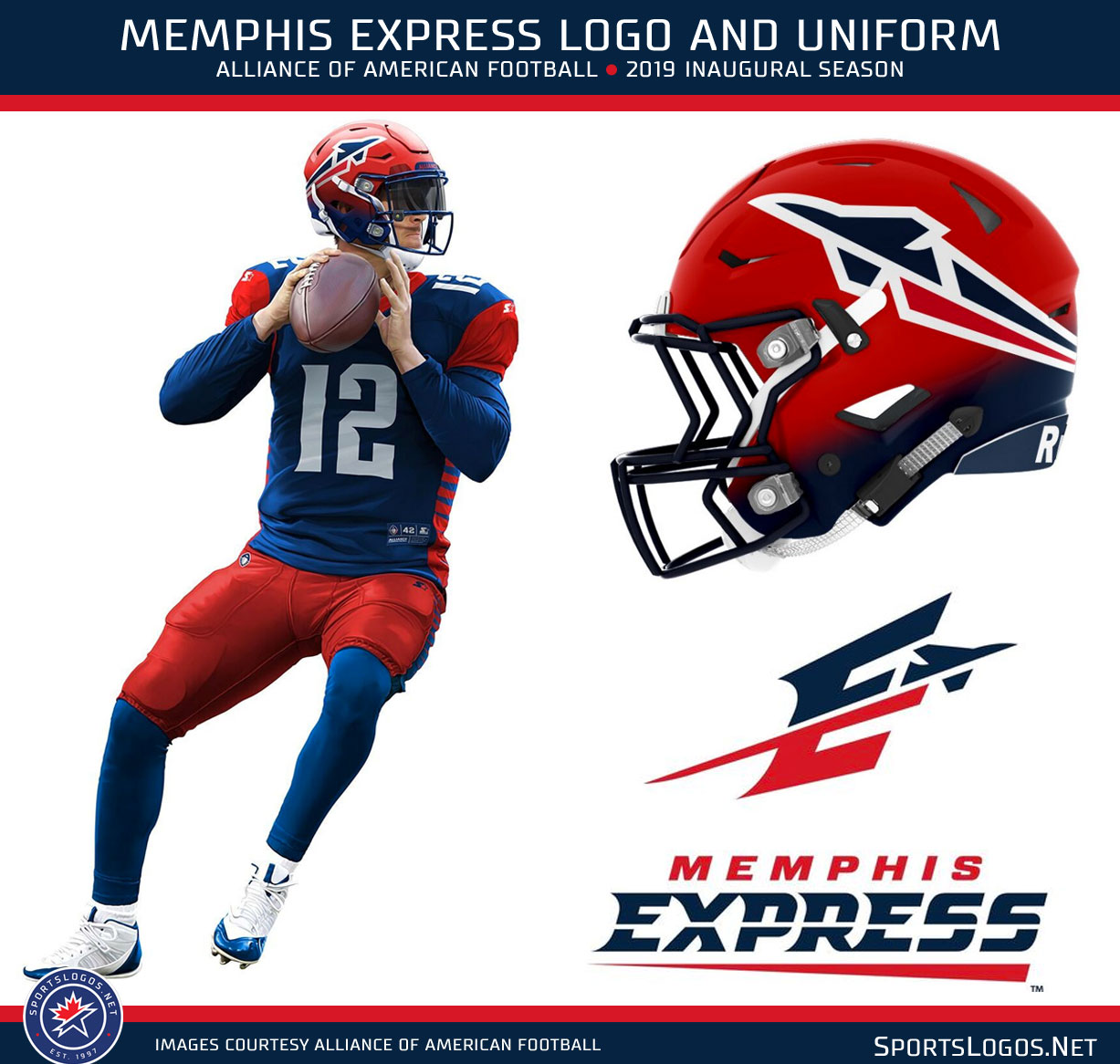 31a6815693c The Memphis Express look like they d fit in with Nike s vision for the NFL