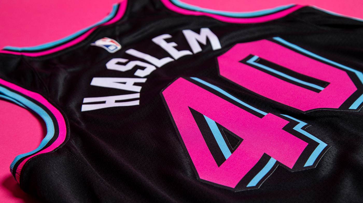 Vice Nights 2 0 Miami Heat Unveil New City Uniform Sportslogos Net News