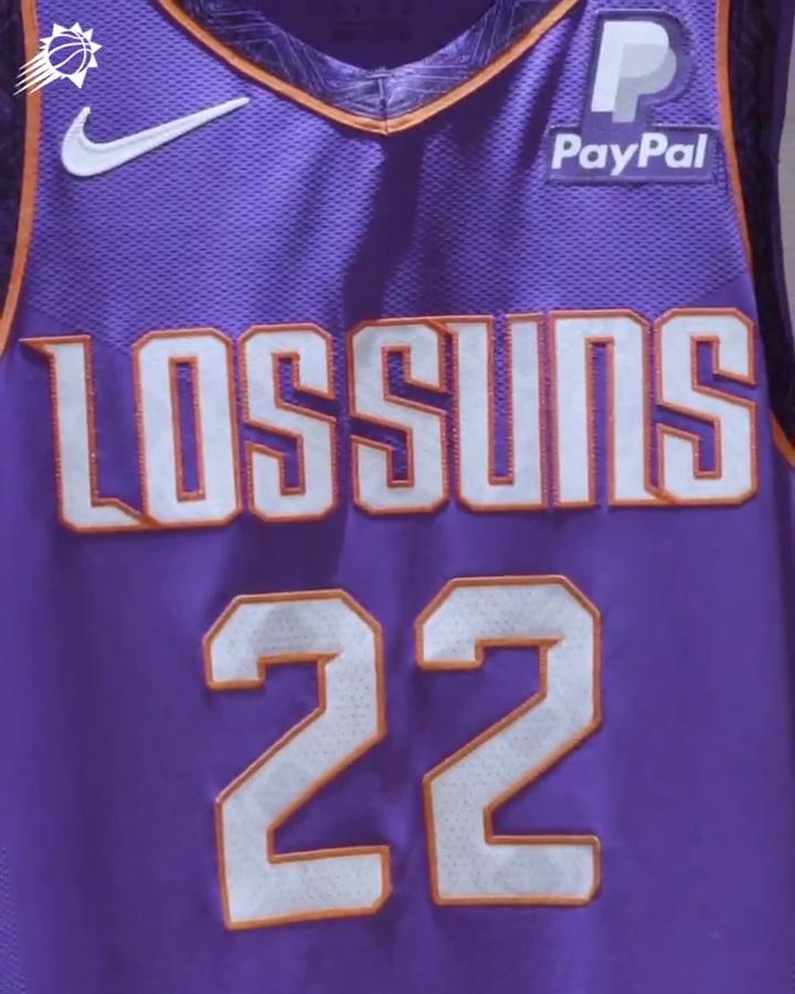 newest 4ae32 cbda7 Somos PHX: Suns Unveil New City Edition Uniform | Chris ...