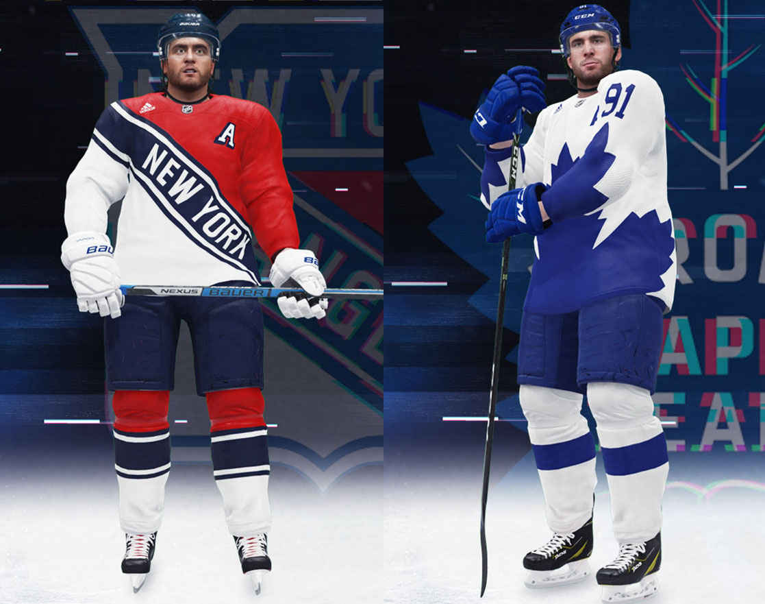 Our Talk with Adidas about the NHL Digital 6 Uniform Project