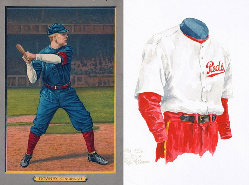 d4ee88413 Two of the more visually interesting uniforms the Reds will wear next  season