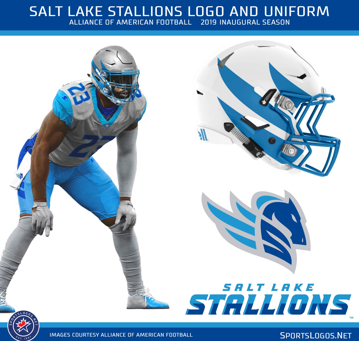 The Alliance Unveils Uniforms For All Eight Charter Teams